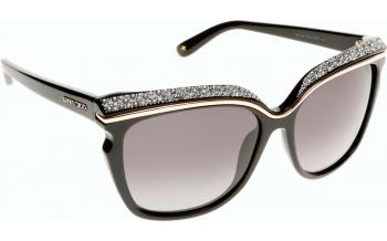 dark sunglasses  choo sunglasses