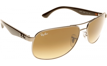 clear frame ray ban sunglasses  ray-ban rb3502 sunglasses