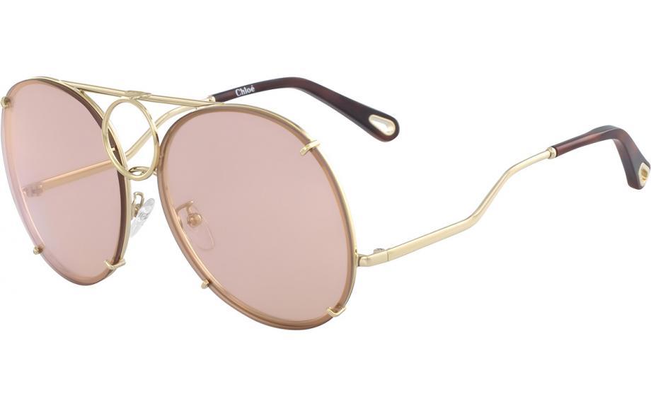 800e3bfdc784 Chloé Vicky CE145S 828 61 Sunglasses - Free Shipping