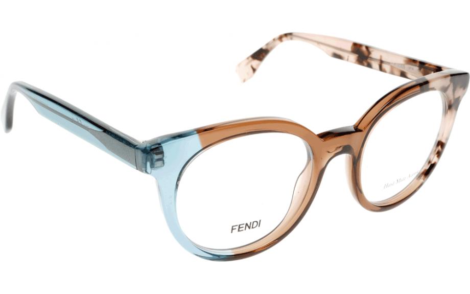 da072a1c3909 Fendi By The Way FF0065 MYA 49 Glasses - Free Shipping   Shade Station